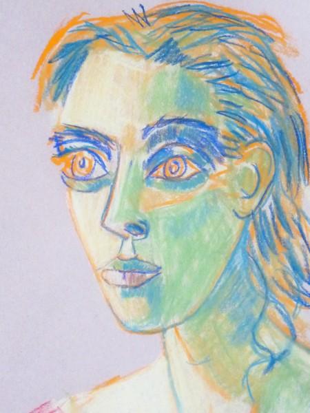 portret 17